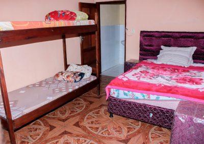 Cabaña matrimonial - Ecotur Laguna Blanca