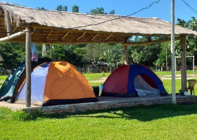 Zona de Camping - Ecotur Laguna Blanca