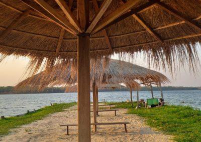 Vista al lago - Ecotur Laguna Blanca