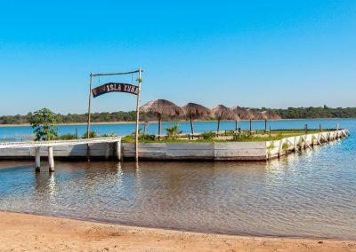 Isla kuña - Ecotur Laguna Blanca