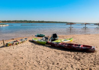 Canoas y Kayak - Ecotur Laguna Blanca