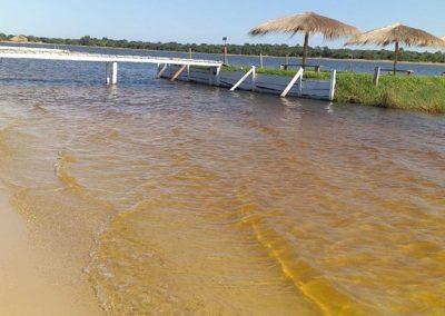 Playa - Ecotur Laguna Blanca